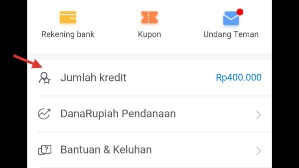 pinjaman online dana rupiah